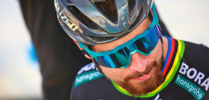 Peter Sagan voert BORA-hansgrohe aan in Milaan-San Remo