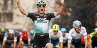 Ackermann volgt zichzelf op in Clásica de Almería, Van Poppel vierde