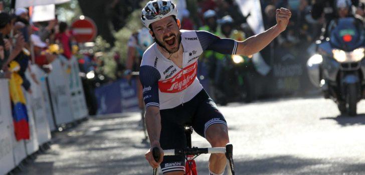 Julien Bernard de snelste in tweede rit Virtual Tour de France
