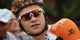 """André Looij (25) hangt fiets definitief aan de haak: """"Jammer, maar ik heb er vrede mee"""""""