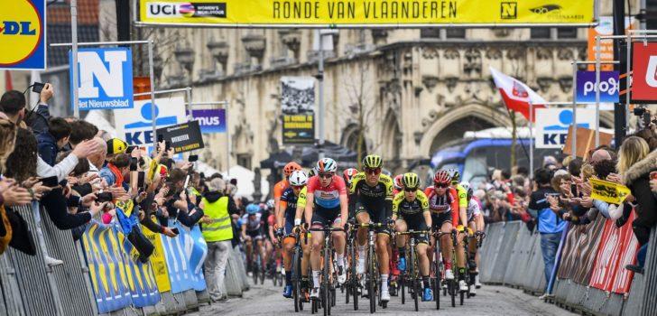 Cycling Vlaanderen zet nog meer in op groei vrouwenwielrennen