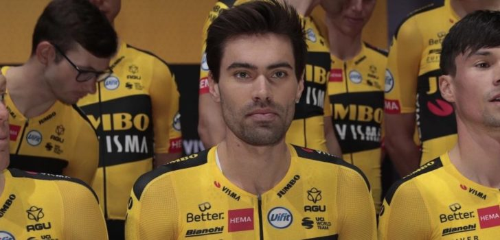 Tom Dumoulin sceptisch over hervatting wielerseizoen