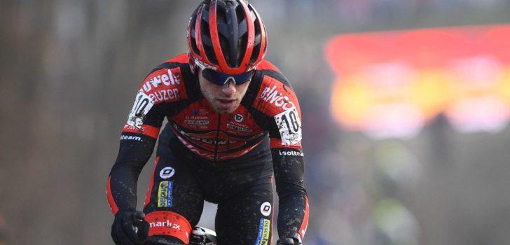 """Eli Iserbyt: """"Niet veel renners kunnen zeggen dat ze al gewonnen hebben"""""""