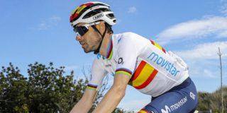 """Valverde stelt pensioen mogelijk uit: """"Ik heb de wielersport nog veel te bieden"""""""