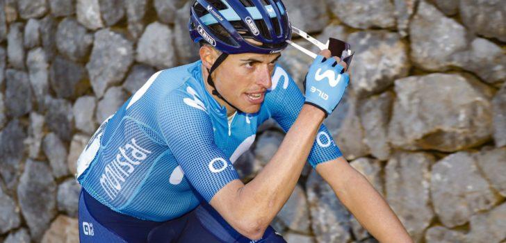 'Geen Tridente bij Movistar in de Tour de France'