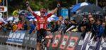 Liane Lippert soleert naar winst in Cadel Road Race na late aanval