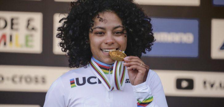 Alvarado en Van der Poel leiden UCI-ranking, Cant zakt weg