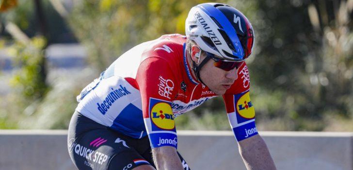Fabio Jakobsen komt terug op uitspraken over interne concurrentiestrijd