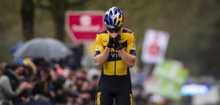 """Van Aert op hoogtestage: """"Wil zelfde voorbereiding voor klassiekers als vorig jaar voor de Tour"""""""