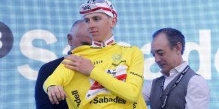 """Philipsen over ploegmaat Pogacar: """"Moet Ronde van Vlaanderen zeker aankunnen"""""""