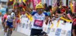 Sergio Higuita wint spannende etappe Tour Colombia 2.1