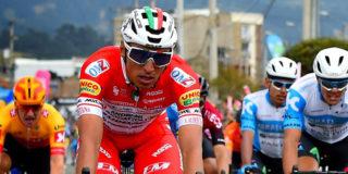 Restrepo wint derde etappe Tour du Rwanda, Ghirmay nieuwe leider