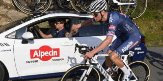 Mathieu van der Poel start in alle Italiaanse wedstrijden waarvoor zijn team wildcard kreeg