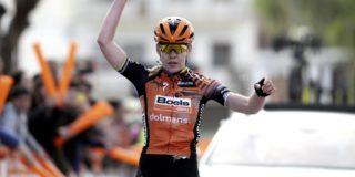 """Anna van der Breggen waarschuwt: """"Hopelijk verkent iedereen Parijs-Roubaix"""""""