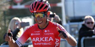 Geen breuken voor Quintana na trainingsongeval, wel twee weken rust