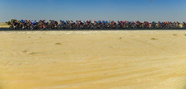 Victor Campenaerts ziet ploegmaats met blessures afhaken in UAE Tour