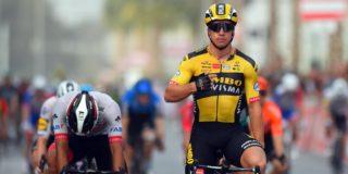 Dylan Groenewegen met andere sprinttrein naar Giro