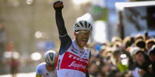 Jasper Stuyven koerst van Burgos tot en met Parijs-Roubaix