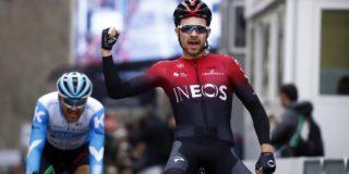Quintana schrijft Tour de la Provence op zijn naam, Doull wint slotrit