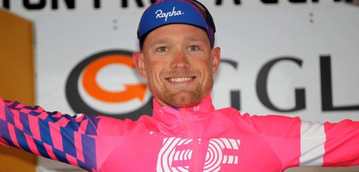 Magnus Cort wint na millimetersprint in Ster van Bessèges