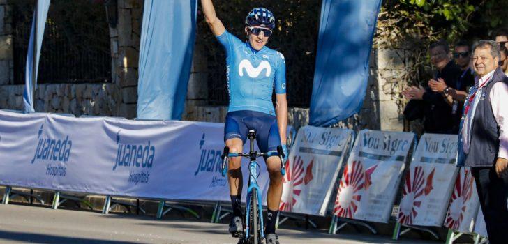 Marc Soler toont vroege vorm met zege in Trofeo Pollenca-Port d'Andratx