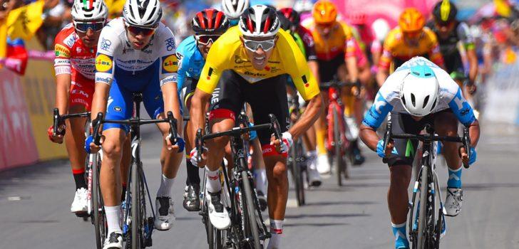 Twee op twee voor Juan Sebastián Molano in Tour Colombia