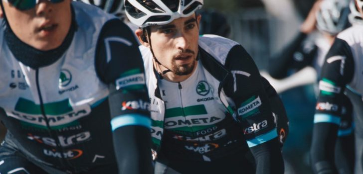 Spanjaard Ropero eerster leider in Giro U23, Vandenabeele tweede
