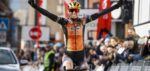 Chantal van den Broek-Blaak soleert naar zege in Le Samyn, Kopecky derde