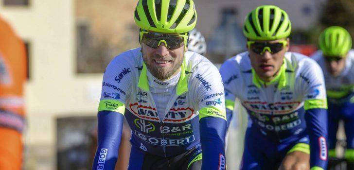 Jan Bakelants hervat seizoen in Gran Trittico Lombardo