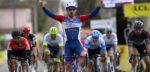 Bonifazio sprint voorbij ongelukkige Tratnik en wint in Parijs-Nice