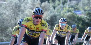 """Enzo Wouters kan verrassen in GP Jean-Pierre Monseré: """"Attent koersen met de ploeg"""""""
