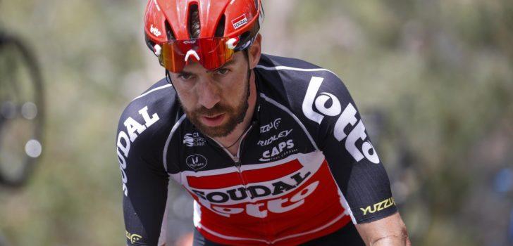 """Thomas De Gendt na tweede plaats: """"Ik dacht dat ik zou winnen"""""""
