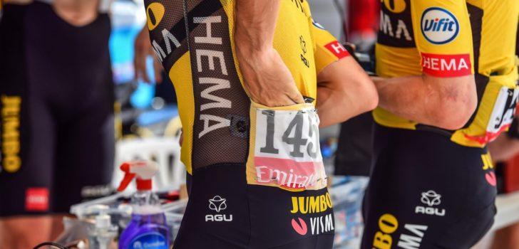 Jumbo-Visma trekt zich terug voor Strade Bianche