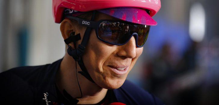 Sep Vanmarcke zal aan de zijde van Chris Froome opnieuw de Tour de France rijden
