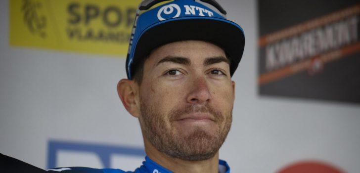 """Giacomo Nizzolo: """"Nooit leuk om de sprint voor plaats twee te winnen"""""""