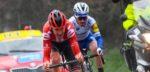 Benoot en Teuns tevreden met podiumplaats in opener Parijs-Nice