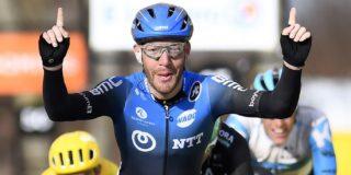 Giacomo Nizzolo in Italiaanse tricolore naar Tour de France