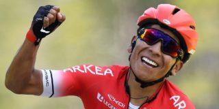"""Nairo Quintana: """"Eerst de Tour, vervolgens de Ardennenklassiekers"""""""
