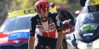 Thomas De Gendt strijdt in virtueel Giro-toernooi