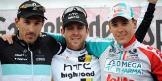 """Matthew Goss over triomf in Milaan-San Remo: """"Grootste zege uit mijn carrière"""""""