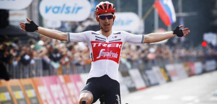 Bauke Mollema start in Ronde van Lombardije
