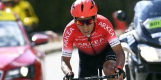 """Quintana ligt op schema voor de Tour: """"Nu nog een laatste test"""""""