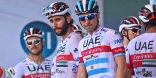 Ook Gaviria's lead-out Richeze verdwijnt uit de Giro d'Italia