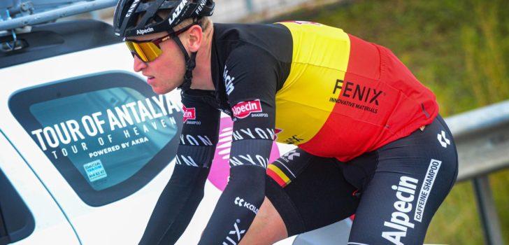 Belgisch kampioenschap op dinsdag 22 september, twee dagen na de Tour