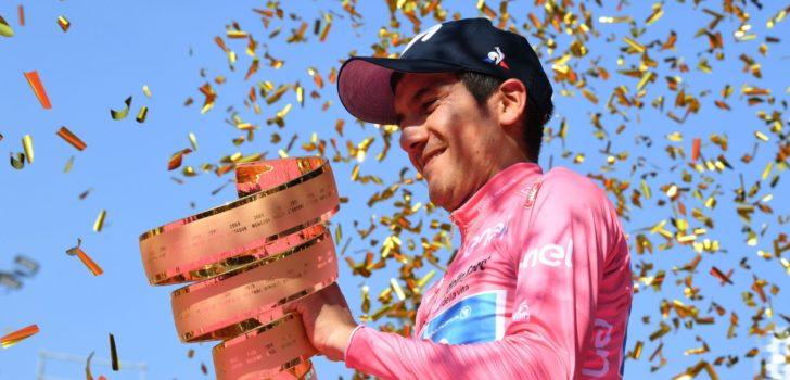 'Giro d'Italia 2020 wil starten op nationale feestdag'