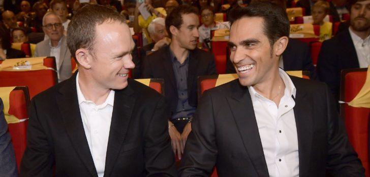 Contador noemt tussentijdse transfer Froome 'ondenkbaar'
