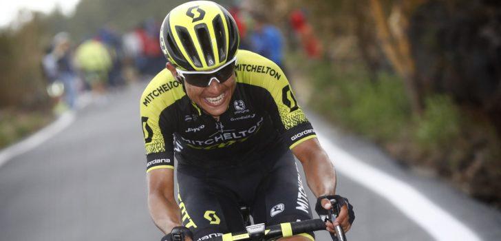 """Gele droom voor Esteban Chaves: """"Ik hoop ooit de Tour te winnen"""""""