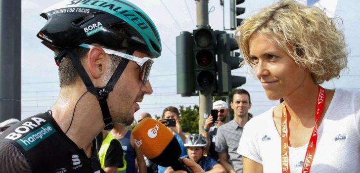 Emanuel Buchmann en BORA-teammanager Ralph Denk zien Tour achter gesloten deuren wel zitten