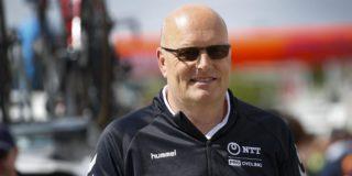 """NTT-teambaas Riis over sponsorproblemen: """"Ik heb dit eerder meegemaakt"""""""