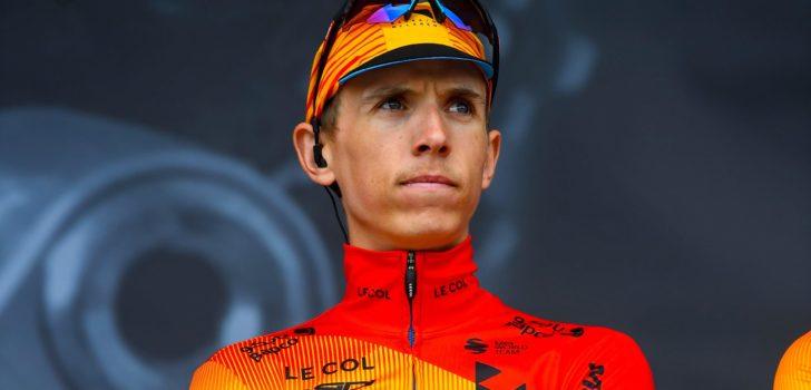 Dylan Teuns rijdt enkel nog de Ronde van Vlaanderen na de Brabantse Pijl